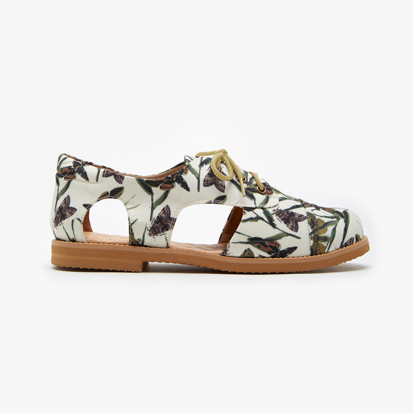 FADA CUTOUT OXFORD - Insecta Shoes