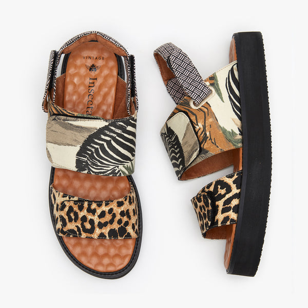 JUNGLE STRAP SANDAL [PRONTA ENTREGA]