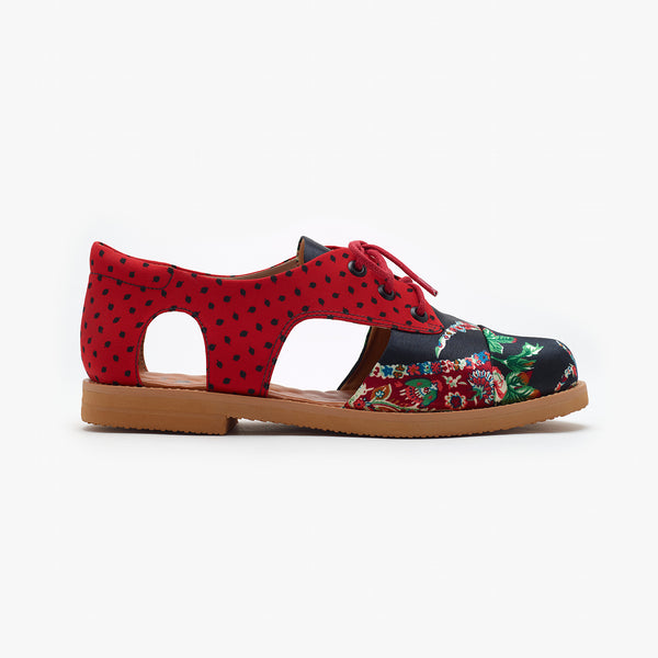 LIPA CUTOUT OXFORD - Insecta Shoes Brasil