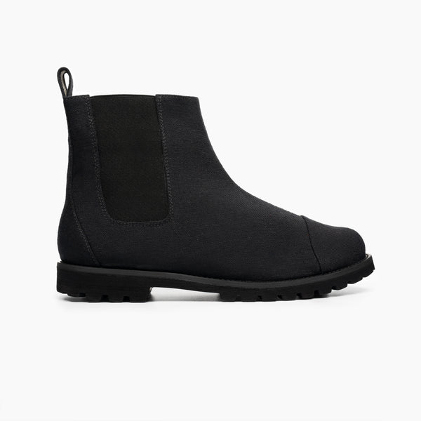 MONO BLACK CHUNKY CHELSEA BOOT - Insecta Shoes Brasil