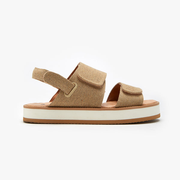 MONO CASTANHA STRAP SANDAL - Insectashoes brasil