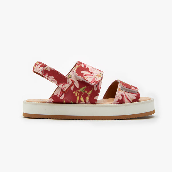 PASSIFLORA STRAP SANDAL - Insecta Shoes