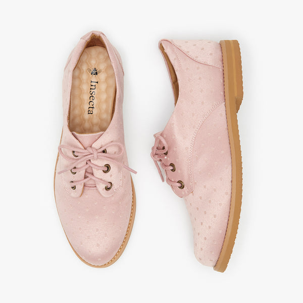 ROSA QUARTZO OXFORD - Insectashoes brasil