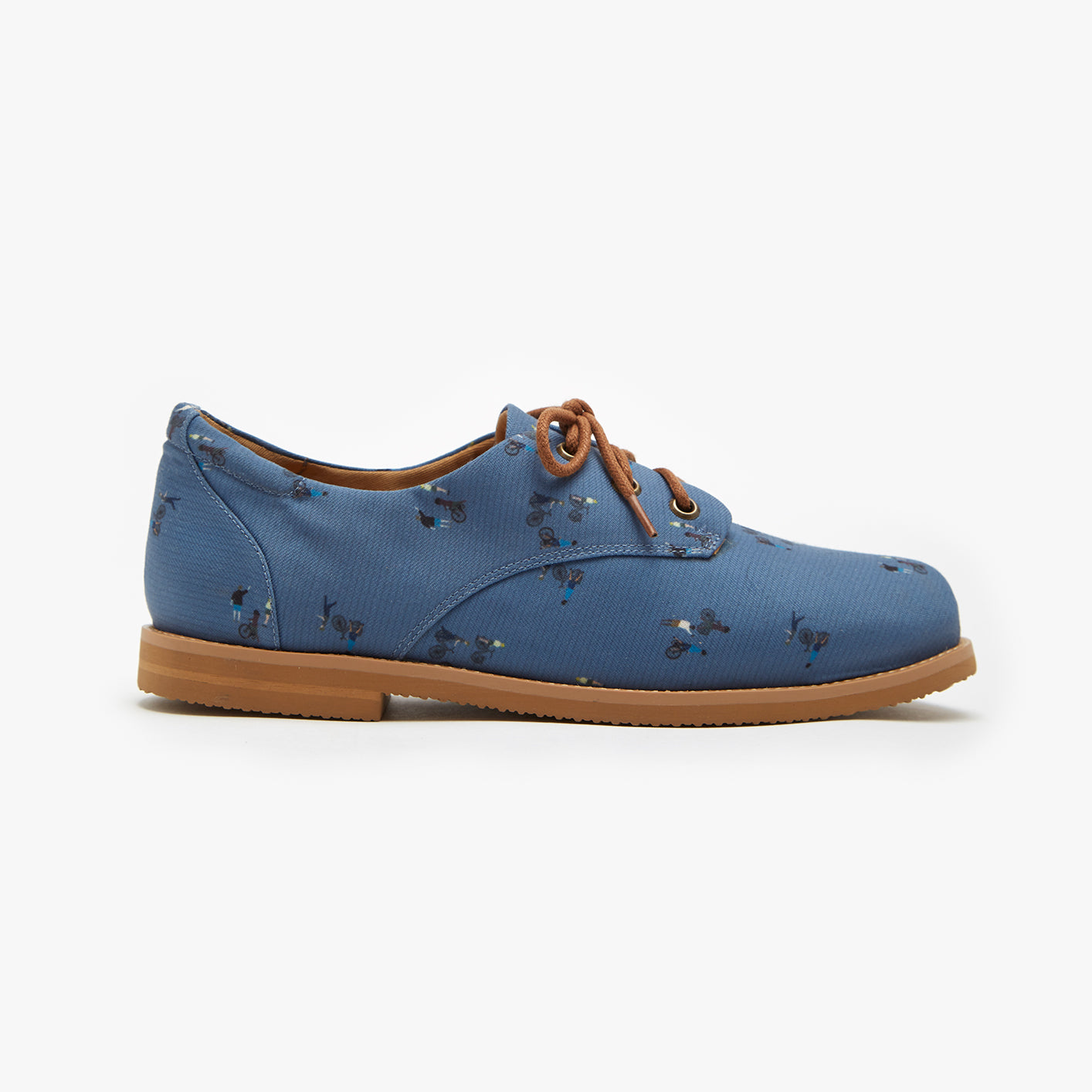PEDAL OXFORD - Insectashoes brasil