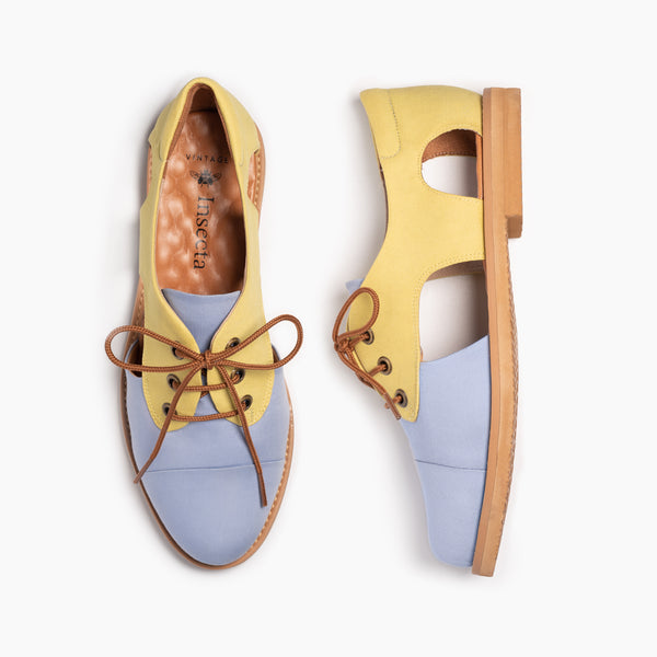 SOFIA CUTOUT OXFORD - Insecta Shoes Brasil