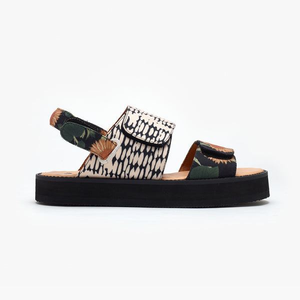 SOL STRAP SANDAL - Insecta Shoes