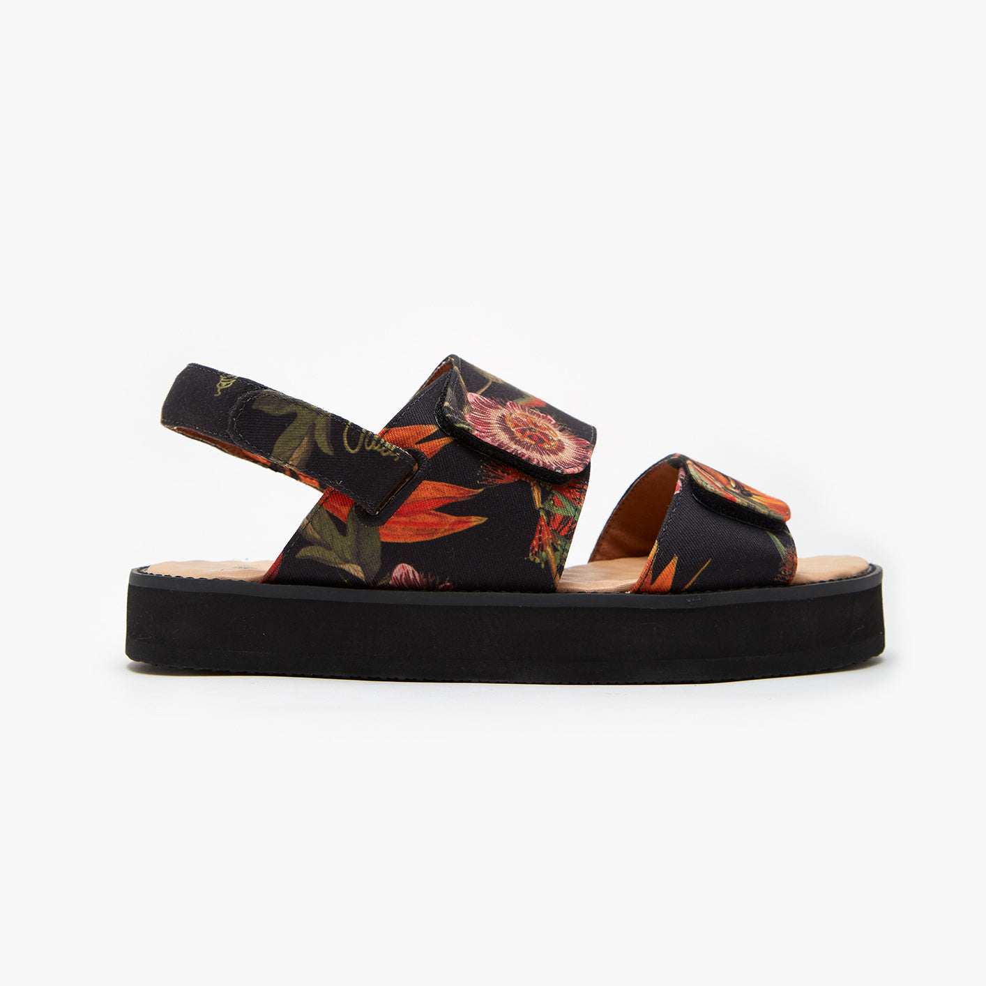 TROPICALIS STRAP SANDAL - Insecta Shoes