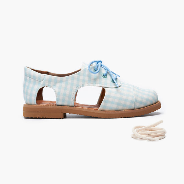 Vichy Céu Cutout Oxford