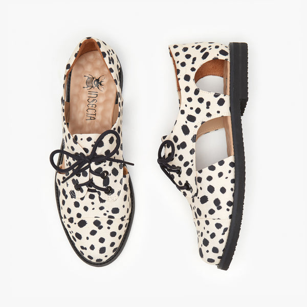 FELIDAE CUTOUT OXFORD - Insectashoes brasil