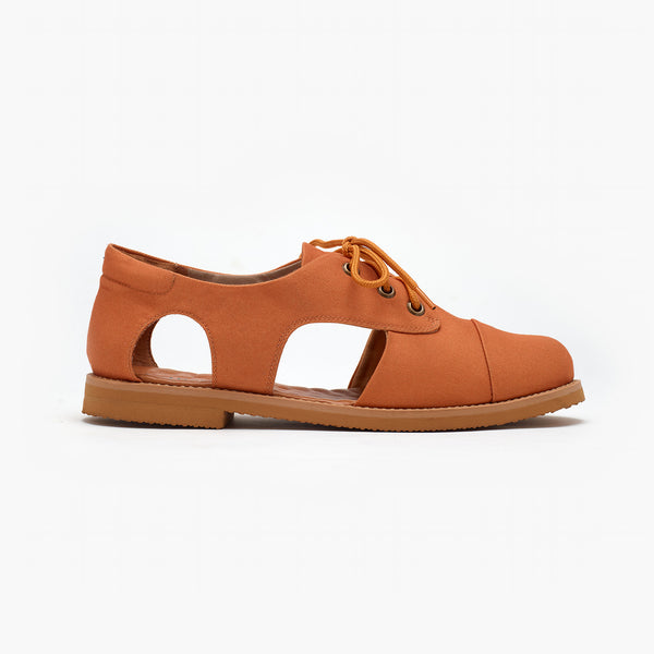 SOL DE OUTONO CUTOUT OXFORD - Insecta Shoes Brasil