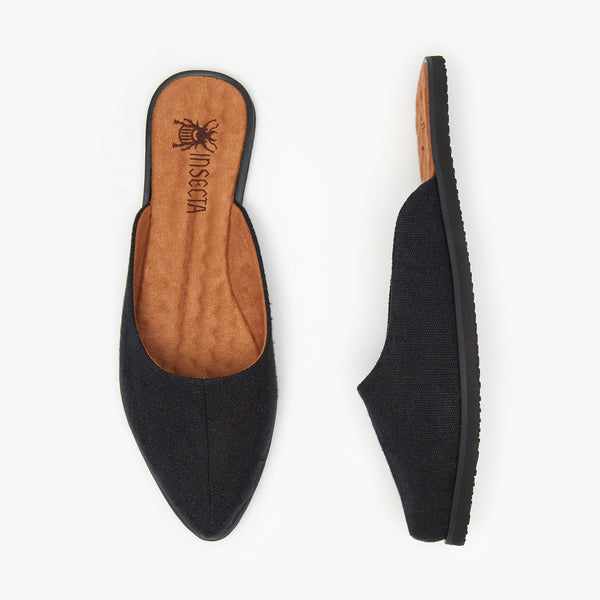 MONO BLACK MULE - Insecta Shoes Brasil