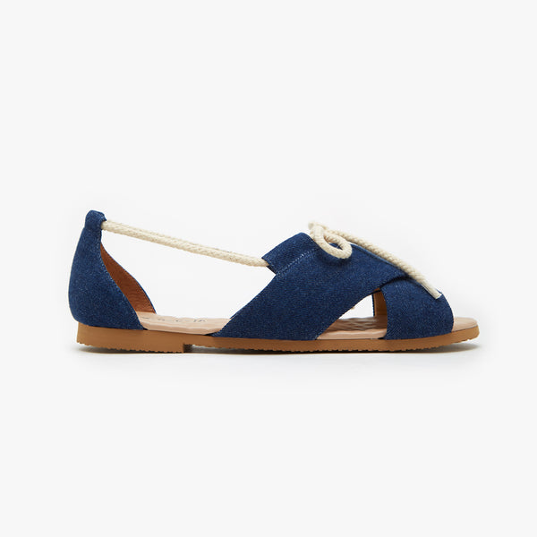 JEANS SANDAL - Insectashoes brasil