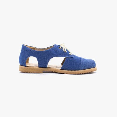 JEANS CUTOUT OXFORD - Insecta Shoes Brasil