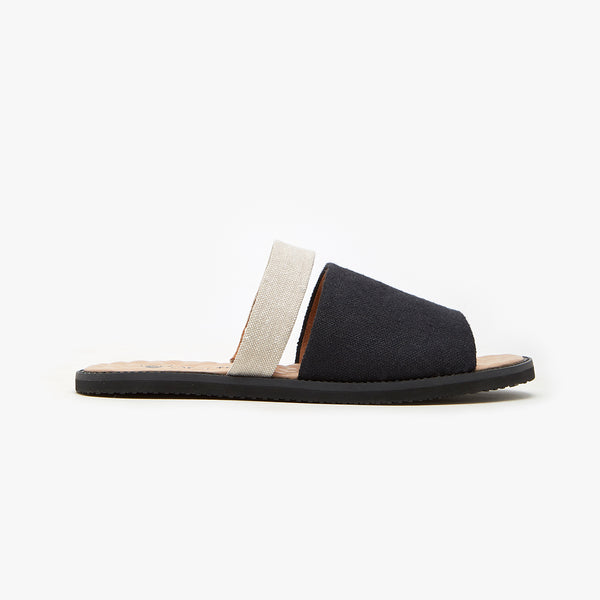 MONO BLACK MIX SLIDER - Insecta Shoes Brasil