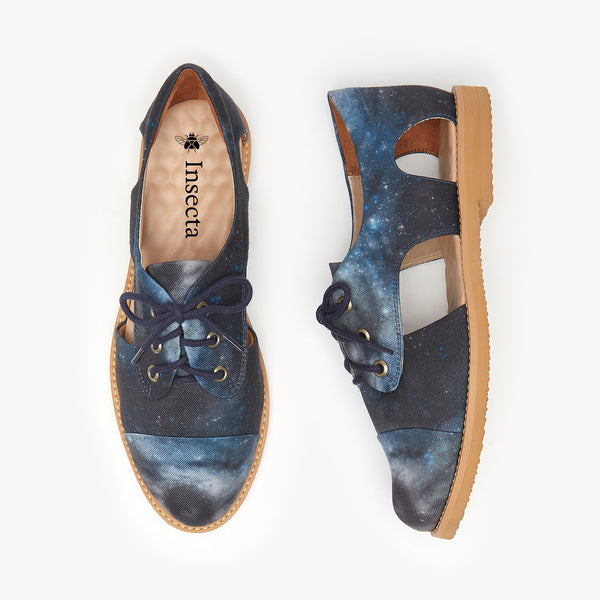 QUASAR CUTOUT OXFORD - Insectashoes brasil