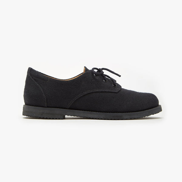MONO BLACK OXFORD - Insecta Shoes Brasil