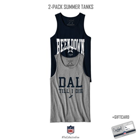 2-Pack Summer Tank Deal (Mens Tanks)