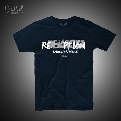 Dem Boyz Redemption (Men's Navy Tee)