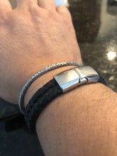 Load image into Gallery viewer, Sterling Silver Cuff Bracelet