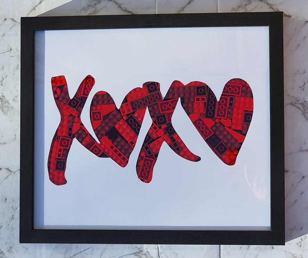 X❤X❤ Framed Art