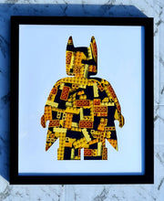 Load image into Gallery viewer, Batman Framed Art