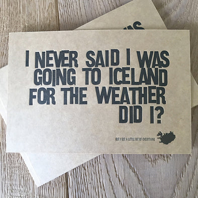 postkort_I never said...Weather