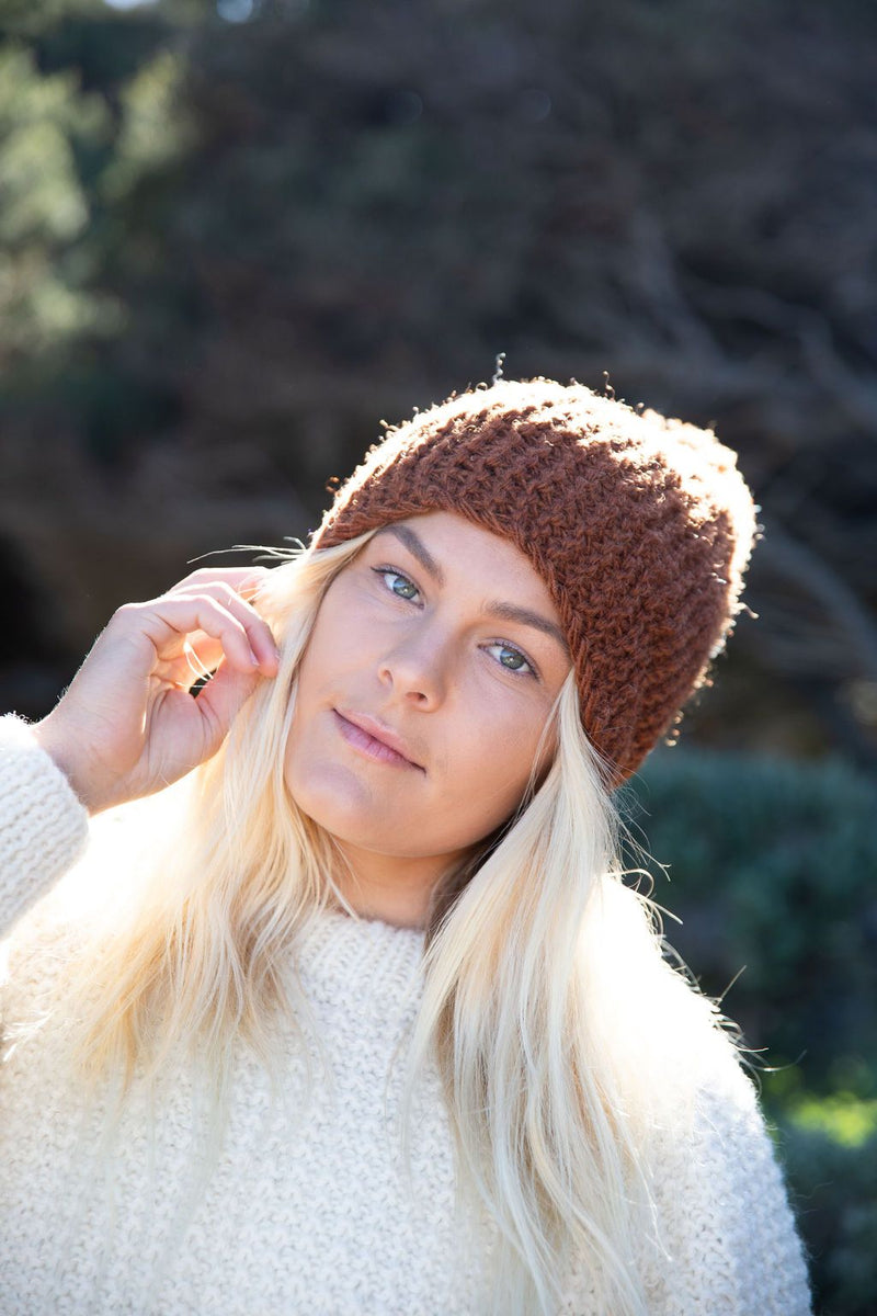 Hobo and Hatch Grace Beanie - Uluru