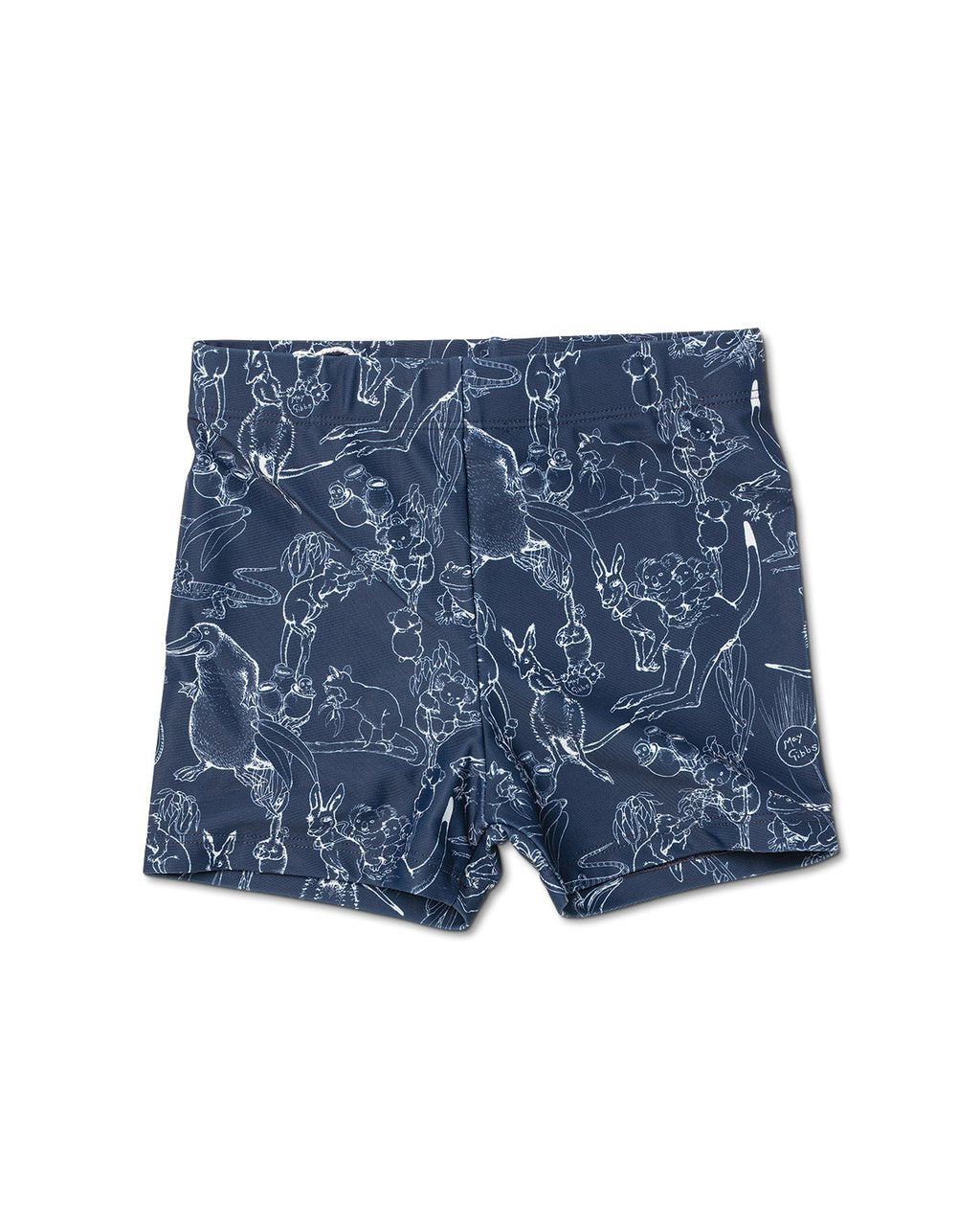 Walnut May Gibbs Murray Swim Trunk