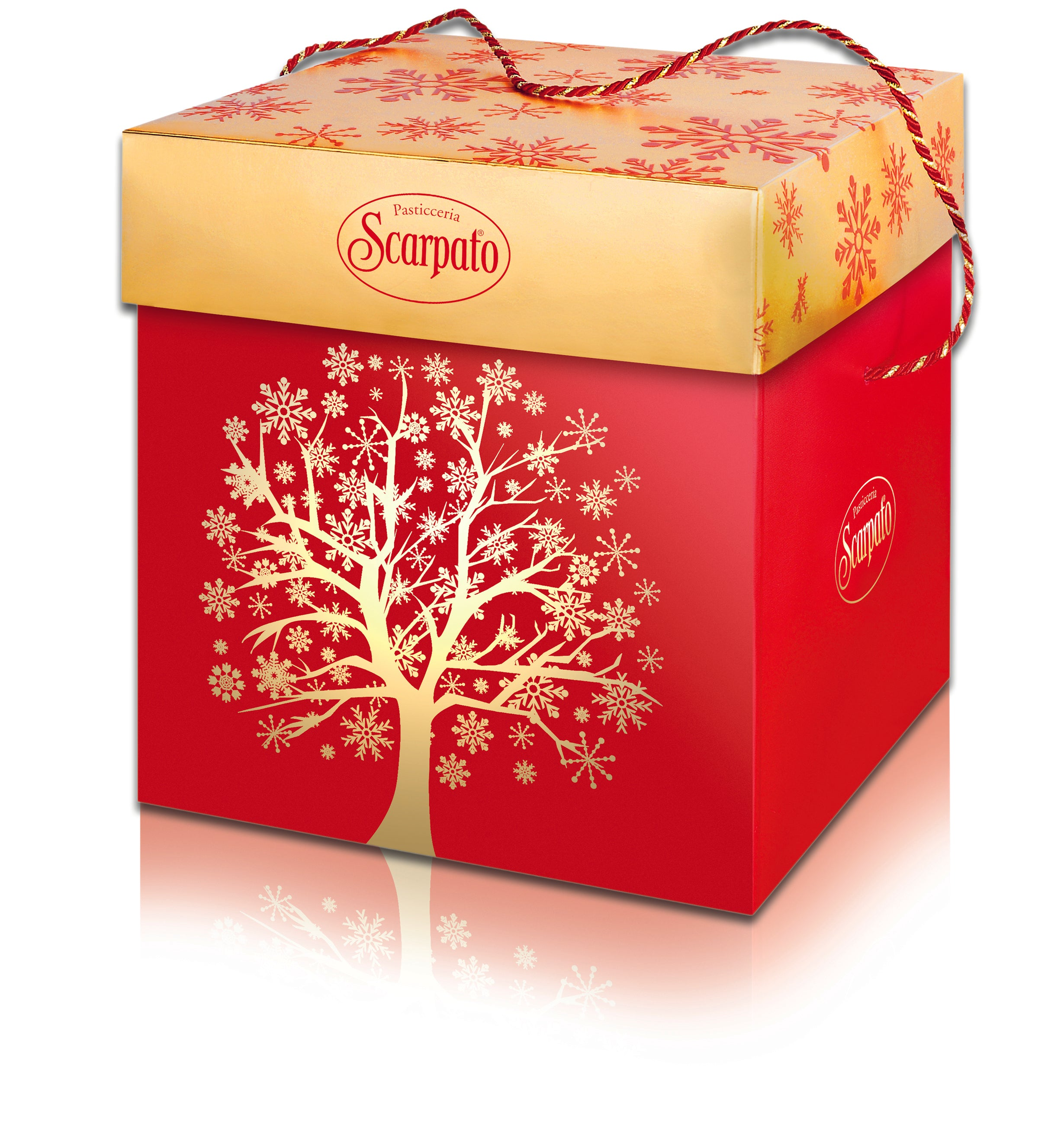 Scarpato High Panettone Traditional 1Kg