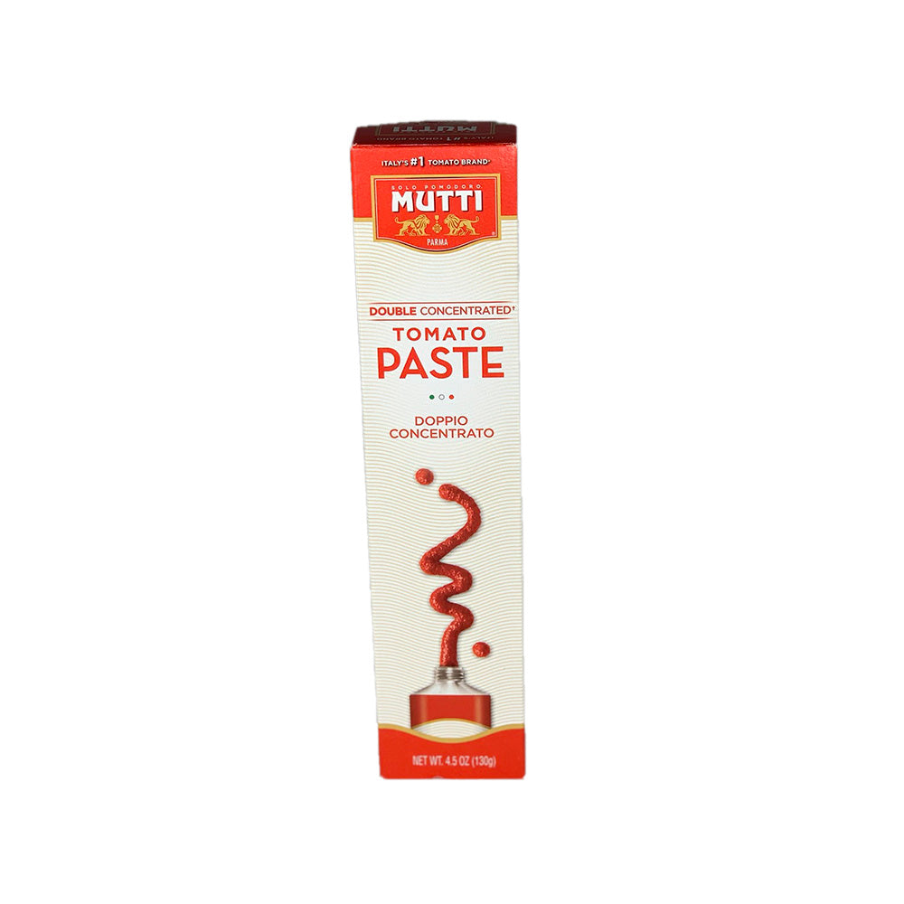 Tomato paste double concentrated Mutti 130g