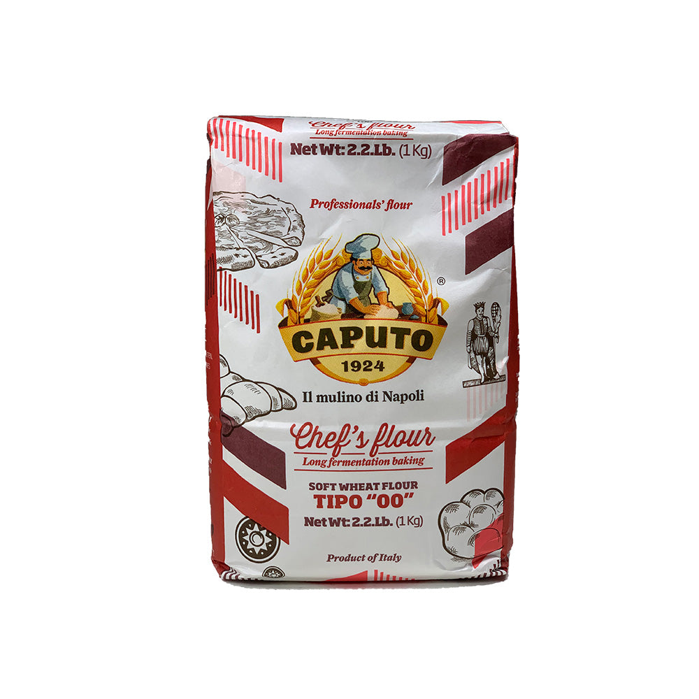 "Caputo flour type ""00"" 2.2 Lb ( MAXIMUM 3 PACKS FOR ORDER)"