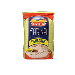 Divella flour for creams and cakes 2.2lb