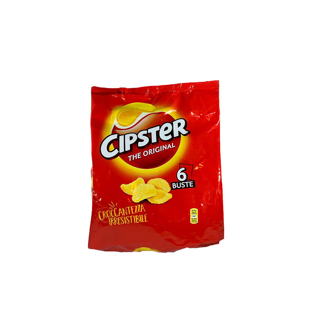 Cipster the original 6 packages 132g