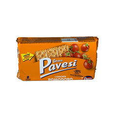 Gran Pavesi crackers with tomatoes 280g