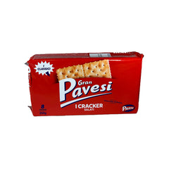 Gran Pavesi salted crackers 250g