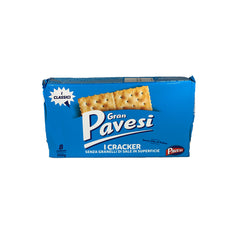 Gran Pavesi plain crackers 250g