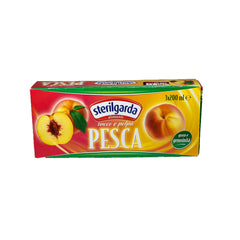 Sterilgarda Peach juice 3x200ml