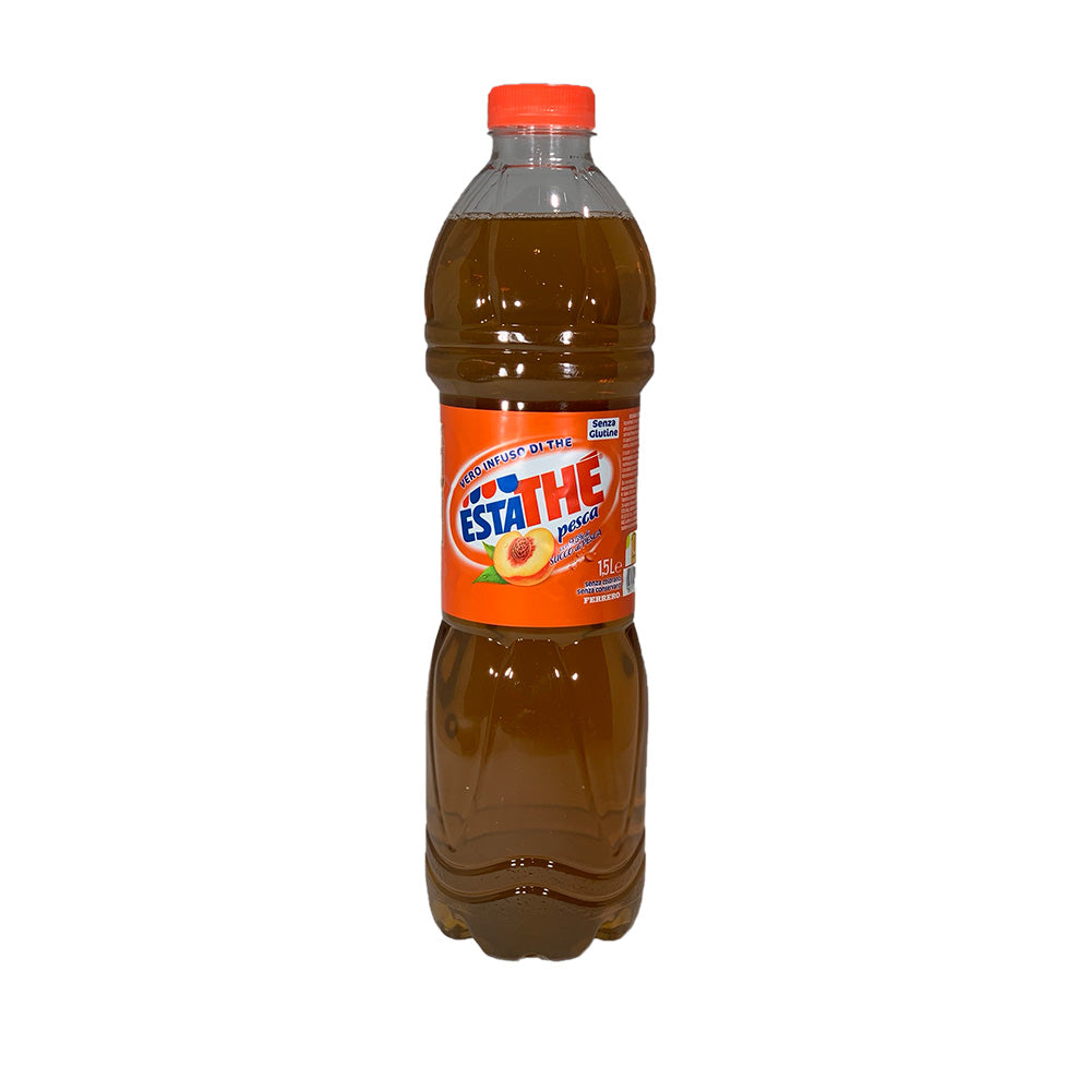 Estathe Peach Ferrero iced tea 1,5 L (Maximum 5 bottle per order)
