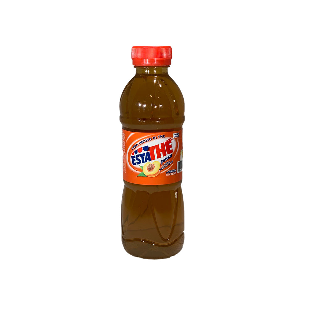 Estathe Peach Ferrero iced tea 0,5 L (Maximum 5 bottle per order)