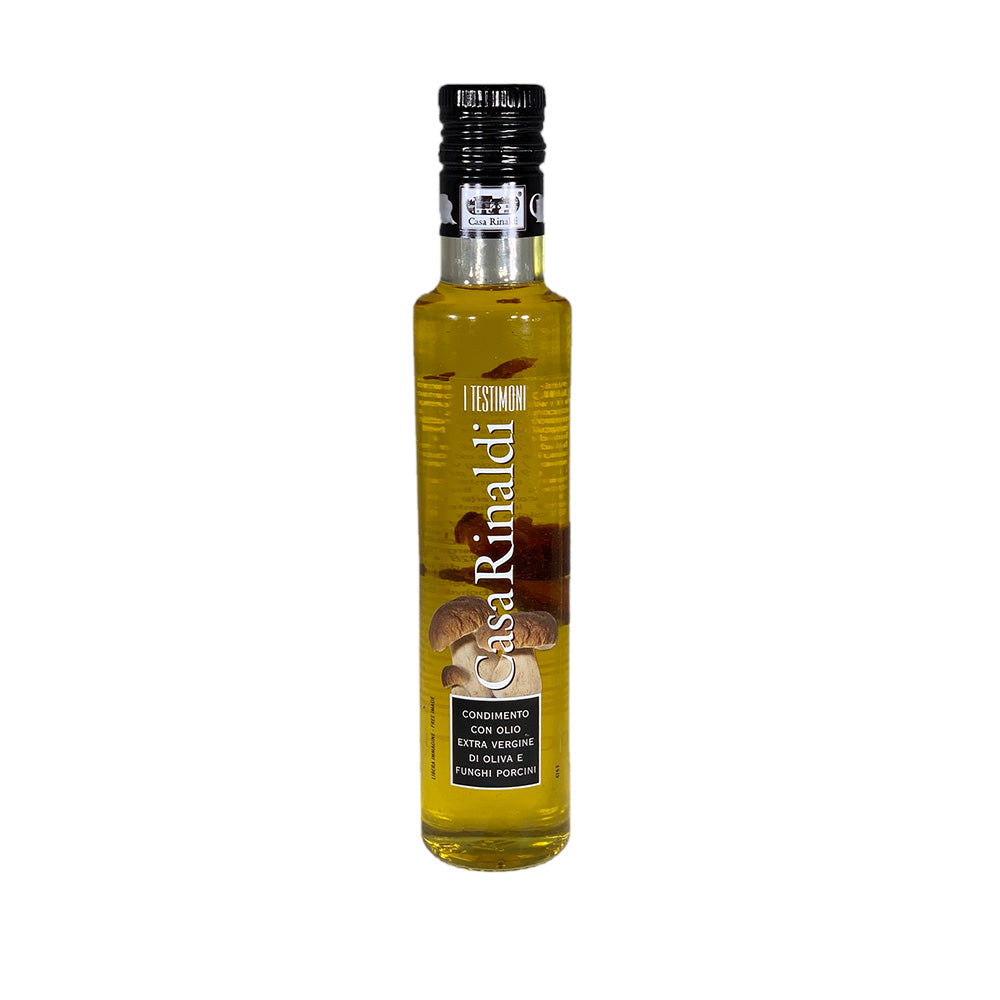 Casa Rinaldi EVOO with porcini mushrooms 250ml