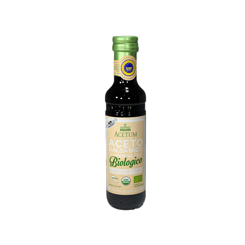 Organic balsamic vinegar of Modena 250ml