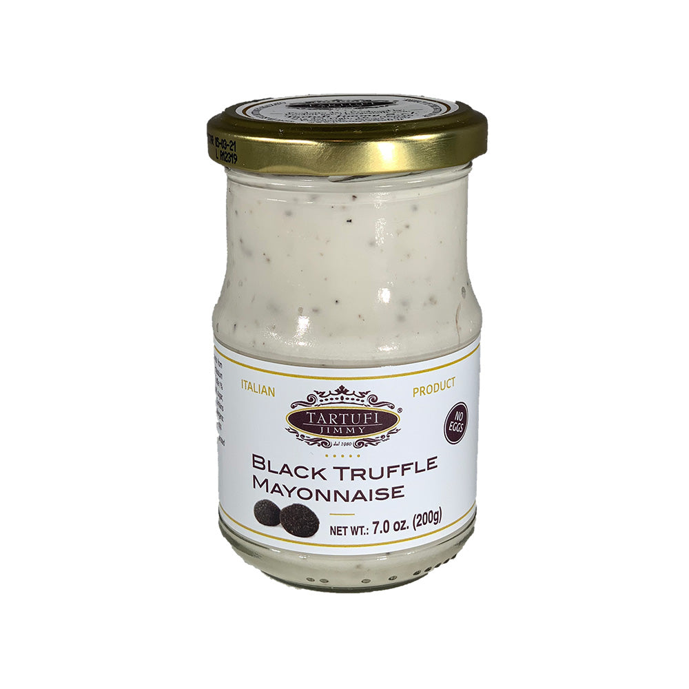 Black Truffle Mayonnaise Jimmy tartufi 200g