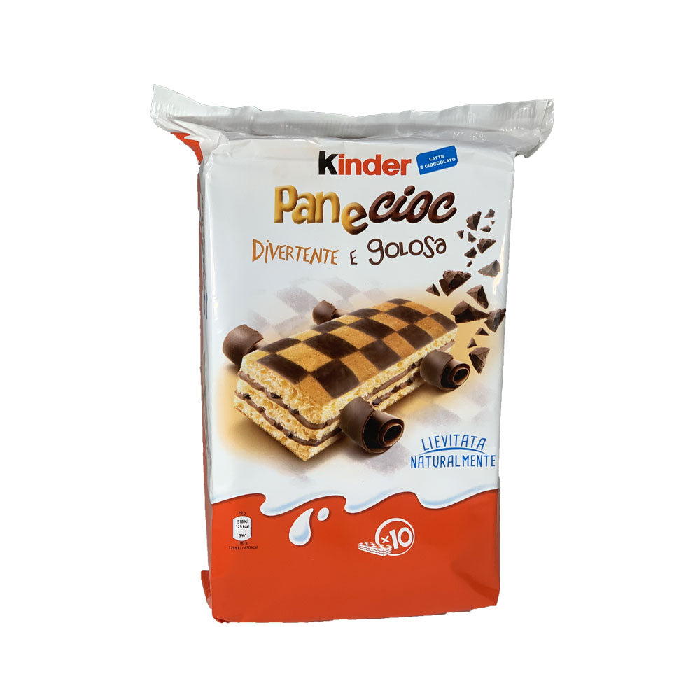 Kinder Pan e Cioc (10 snacks)