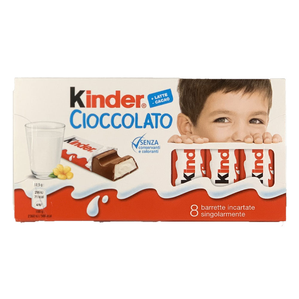 Kinder Cioccolato 8 bars
