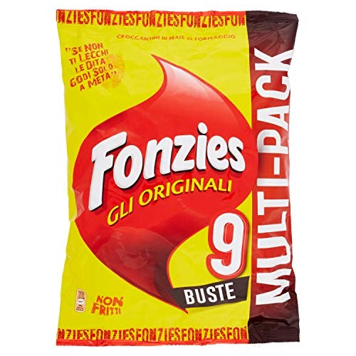 Fonzies gli originali Multi-pack 9 packages (MAX 3 PER ORDER)