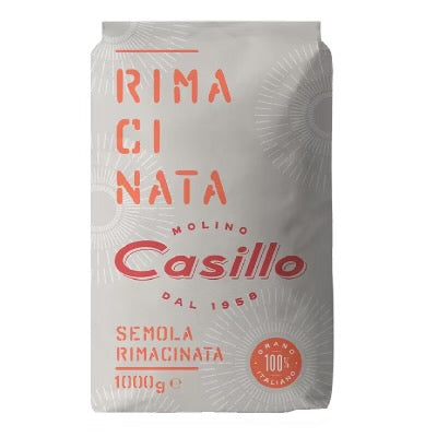 Remilled durum wheat semolina 1Kg - Casillo Selection