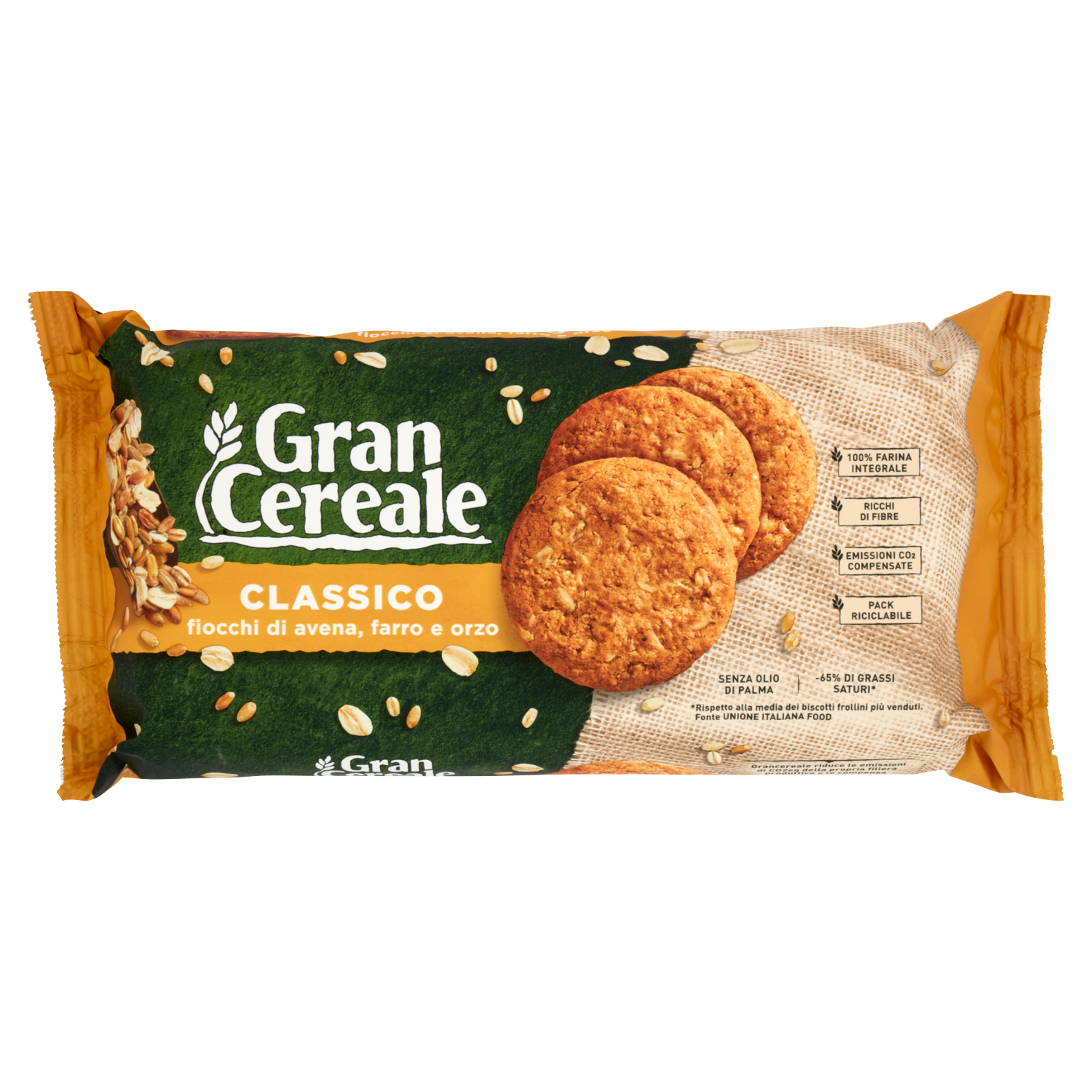 Gran Cereale Classico, DOUBLE PACK 500g