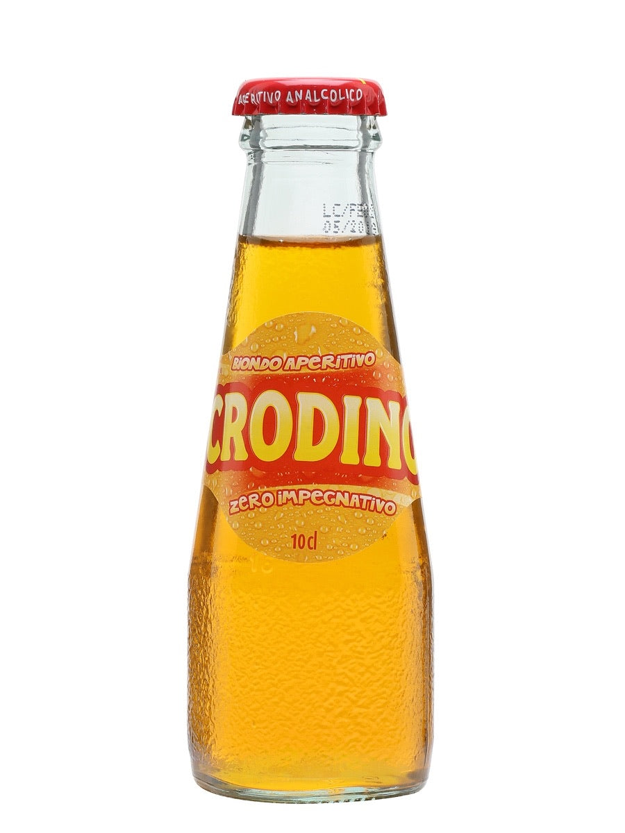 Crodino single bottle 10cl