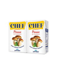 Panna Chef Porcini Mushrooms 2x125ml