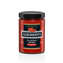 Agromonte whole cherry tomatoes in cherry tomatoes purée 560g